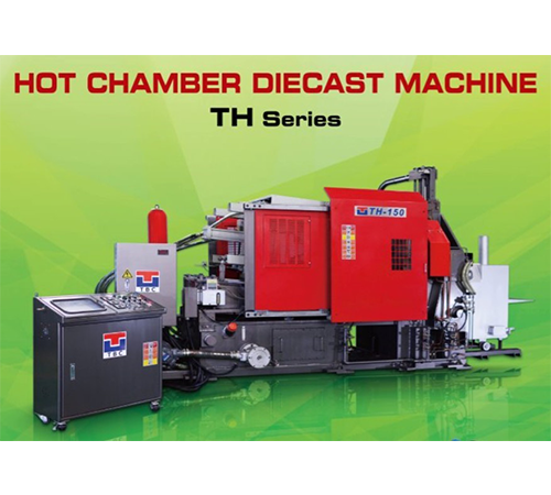 TBC successfully exploited the Thailand die casting machine market